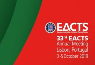 33º EACTS - European Association for Cardio Thoracic Surgery