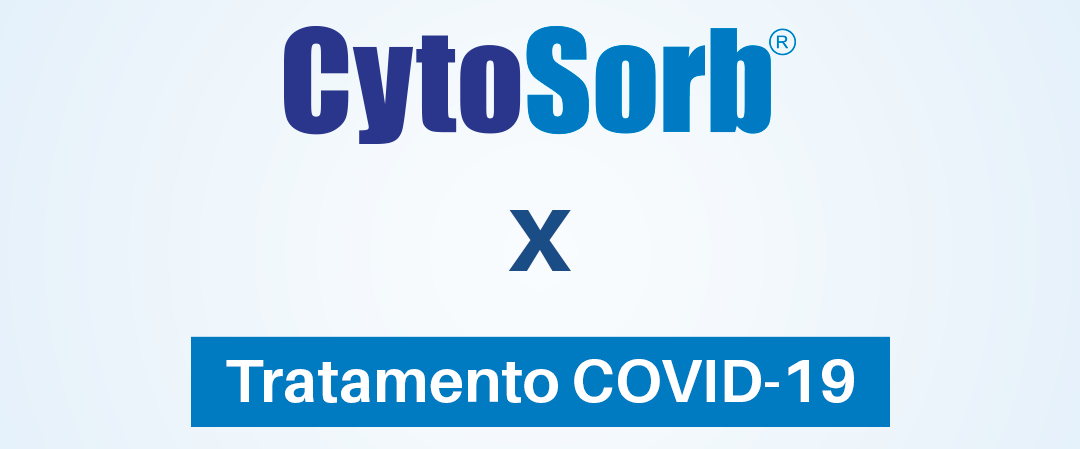 Cytosorb no tratamento do COVID-19